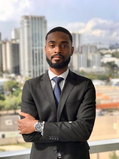 Gabriel Oliveira, associado do SBC Law e presidente da comissão de Igualdade Racial da OAB-SP, subseção de Barueri. (Imagem: Divulgação)