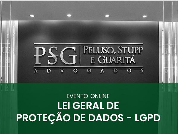 Webinar: Lei Geral de Proteção de Dados (LGPD)
